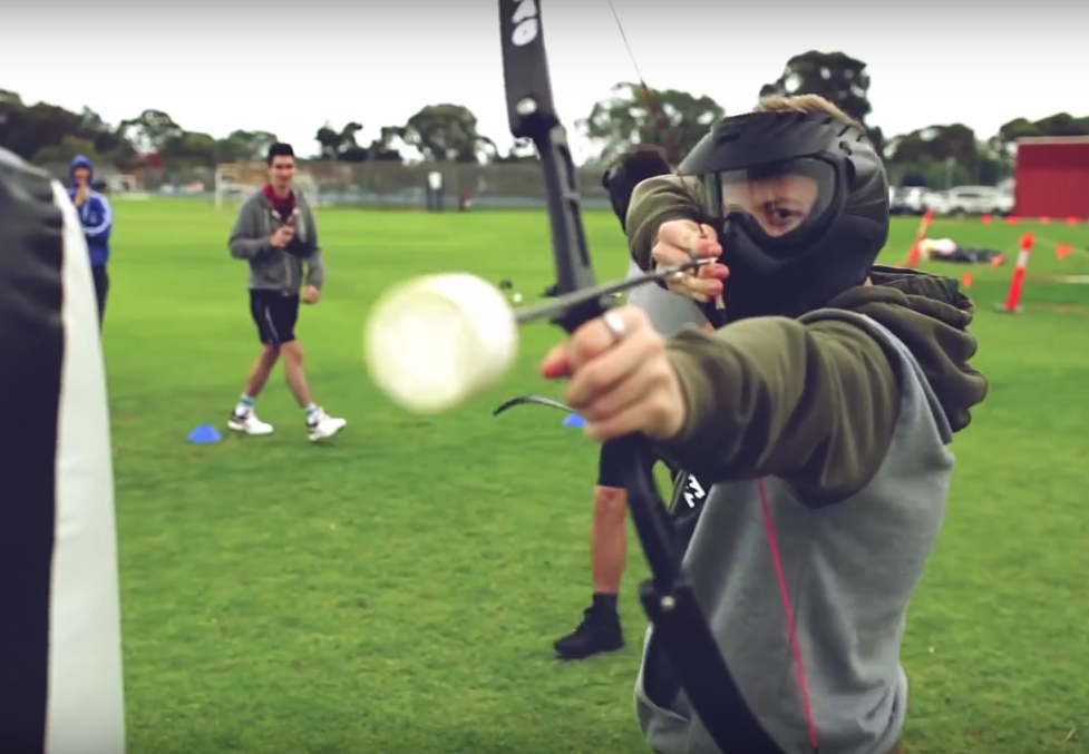 Archery tag - Combat Archery - Archerytag